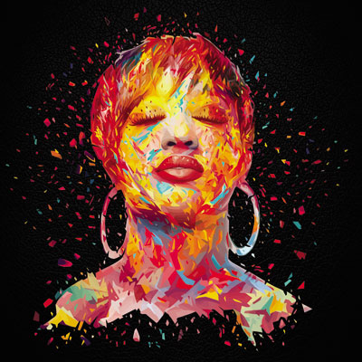 RAPSODY - BEAUTY AND THE BEAST (IT'S A WONDERFUL WORLD MUSIC GROUP, 2014)