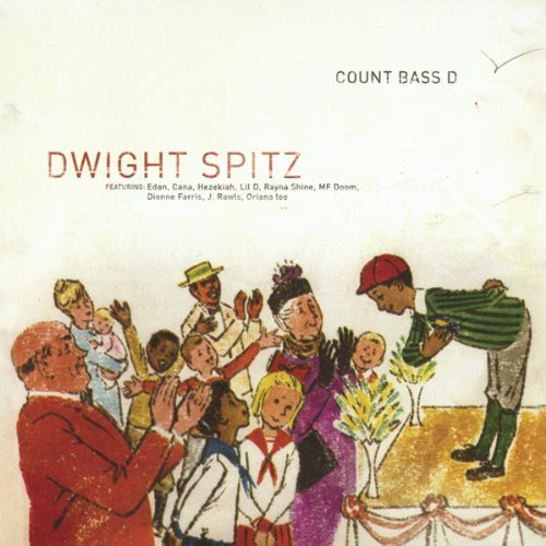 COUNT BASS D - DWIGHT SPITZ (HIGH TIMES RECORDS, 2002)