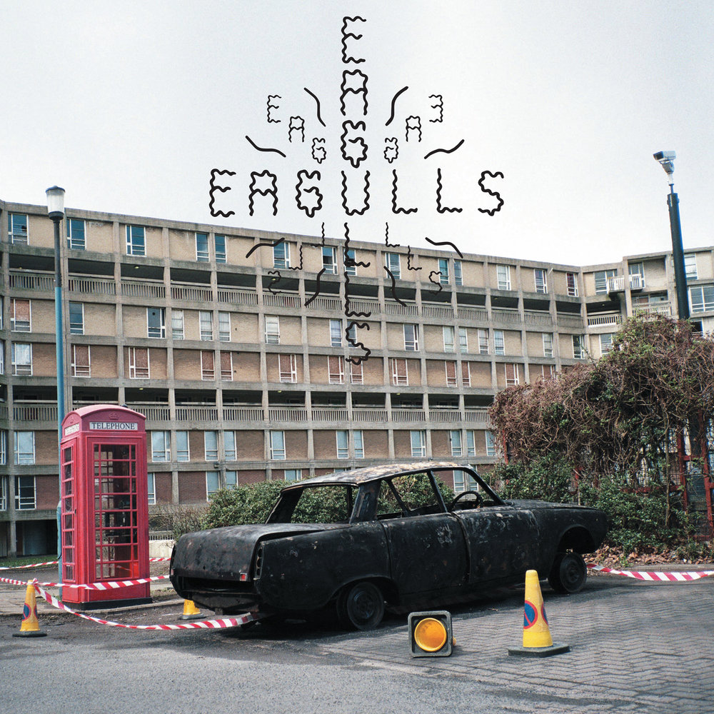 EAGULLS - EAGULLS (PARTISAN RECORDS, 2014)