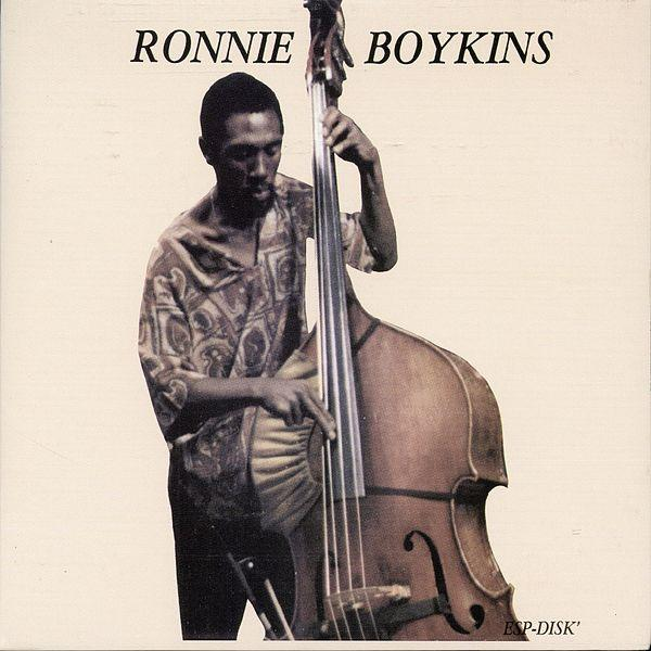 RONNIE BOYKINS - THE WILL COME, IS NOW (ESP DISK, 1975)