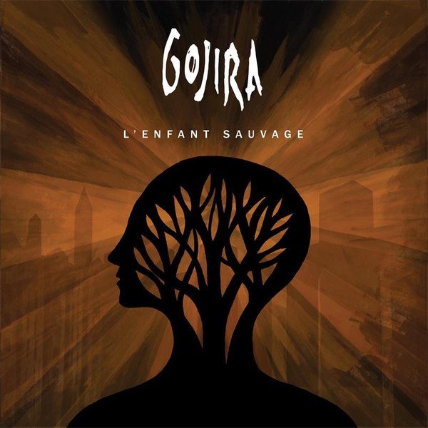 GOJIRA - LENFANT SAUVAGE (ROADRUNNER RECORDS, 2012)