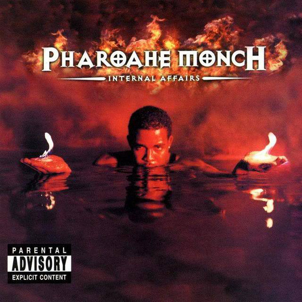 PHAROAHE MONCH - INTERNAL AFFAIRS (RAWKUS, 1990)