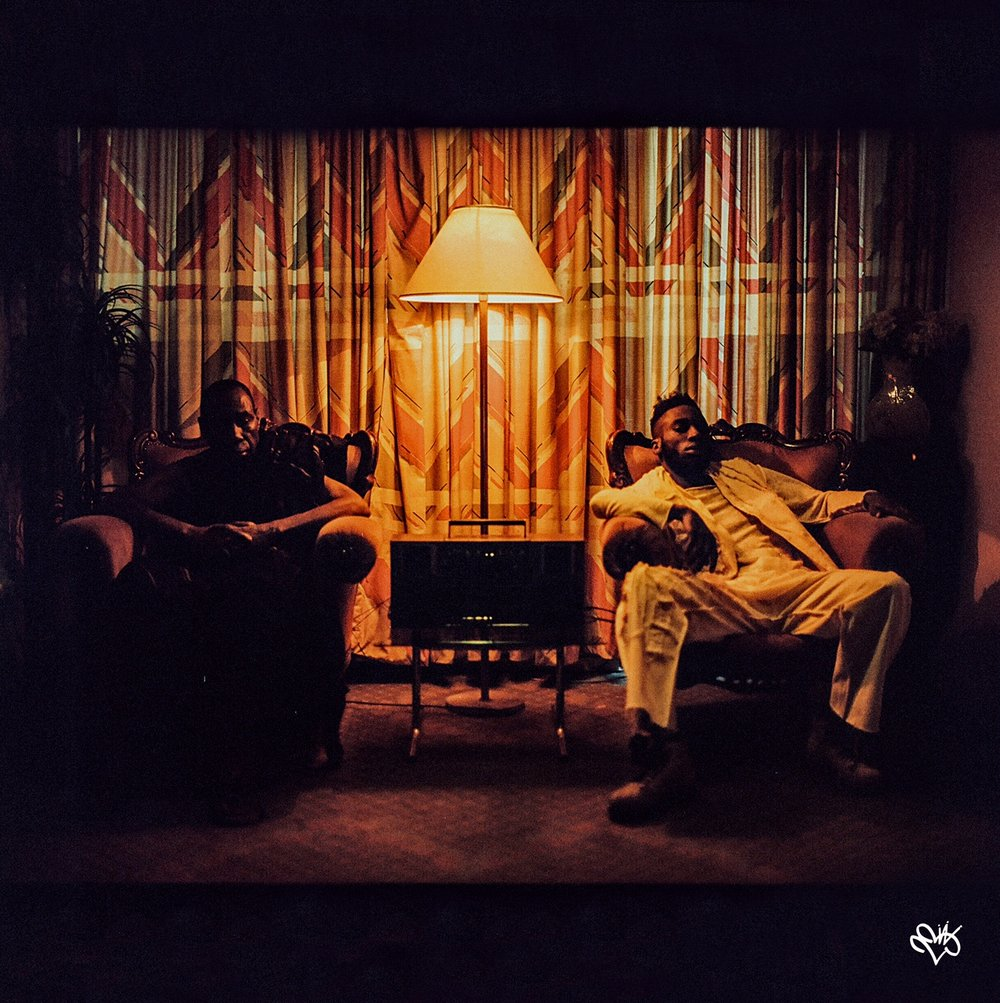 KOJEY RADICAL - 23 WINTERS (PUSHCRAYONS LTD, 2016)