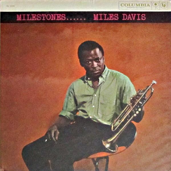 MILES DAVIS - MILESTONES (COLUMBIA, 1958)