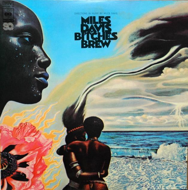 MILES DAVIS - BITCHES BREW (COLUMBIA, 1970)