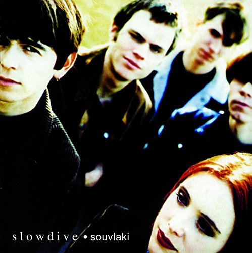 SLOWDIVE - SOUVLAKI (CREATION, 1992)