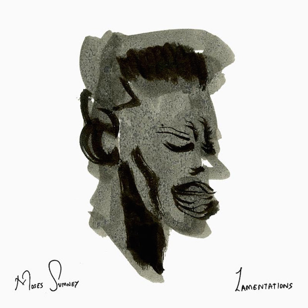 MOSES SUMNEY - LAMENTATIONS (SELF-RELEASED, 2016)