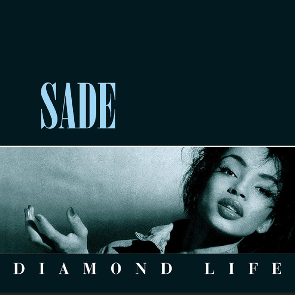 SADE - DIAMOND LIFE (EPIC, 1984)