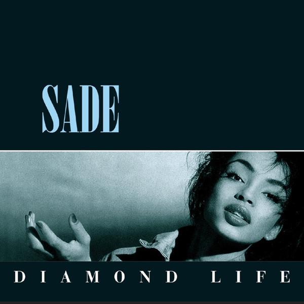 SADE - DIAMOND LIFE (EPIC, 1984)