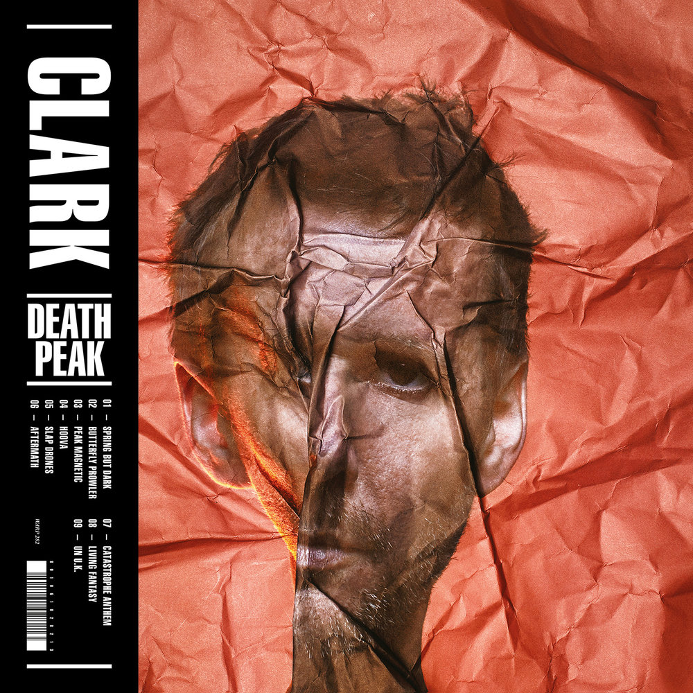CLARK - DEATH PEAK (WARP, 2017)