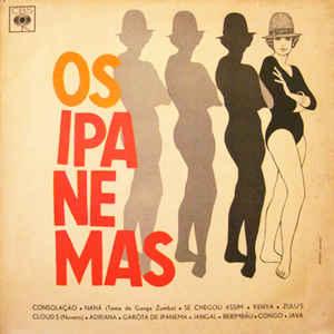 OS IPANEMAS – OS IPANEMAS (DISCOS CBS, 1964)