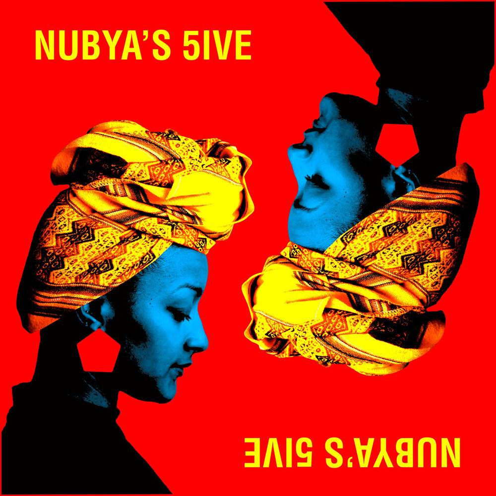 NUBYA GARCIA - 5IVES (JAZZ:REFRESHED, 2017)