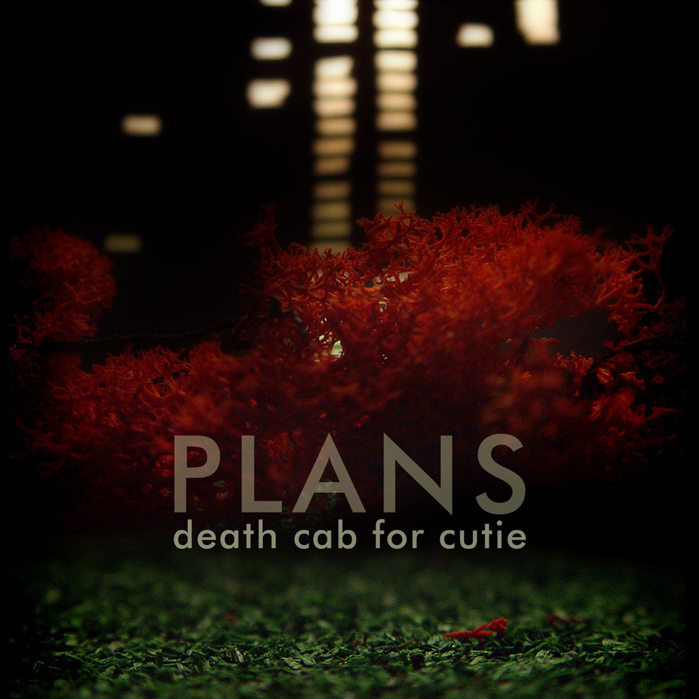 DEATH CAB FOR CUTIE - PLANS (ATLANTIC, 2005)