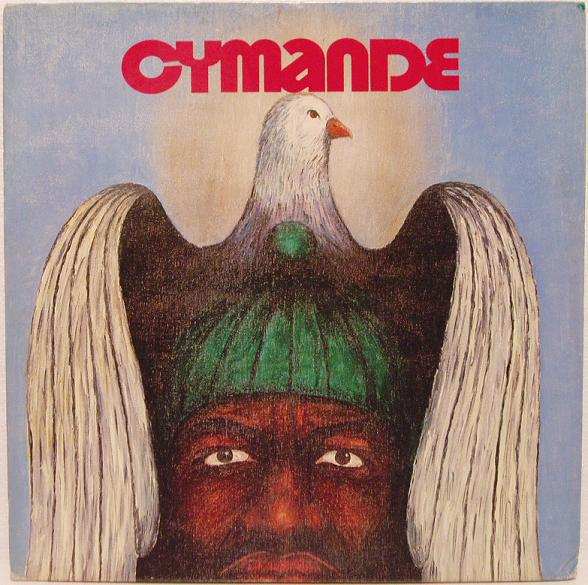 CYMANDE - CYMANDE (JANUS RECORDS, 1972)