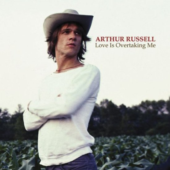 ARTHUR RUSSELL LOVE IS OVERTAKING ME (ROUGH TRADE, 2008)