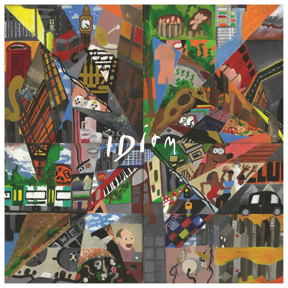 JOE ARMON-JONES & MAXWELL OWIN - IDIOM (YAM RECORDS, 2017)