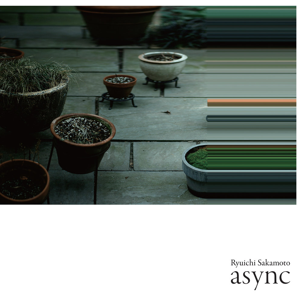 RYUICHI SAKAMOTO - ASYNC (COMMONS, 2017)
