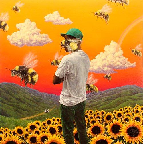 TYLER, THE CREATOR - FLOWER BOY (COLUMBIA, 2017)