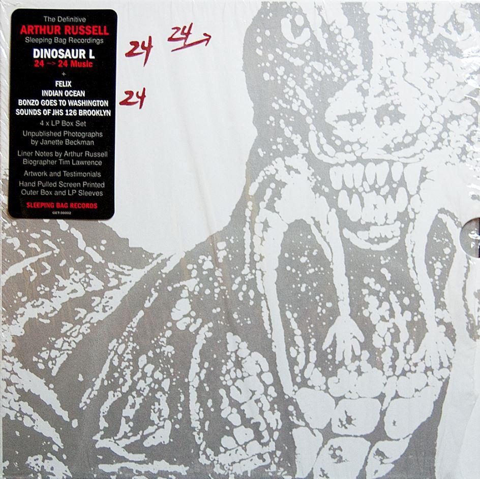 DINOSAUR L - 24-24 MUSIC (SLEEPING BAG RECORDS, 1981)