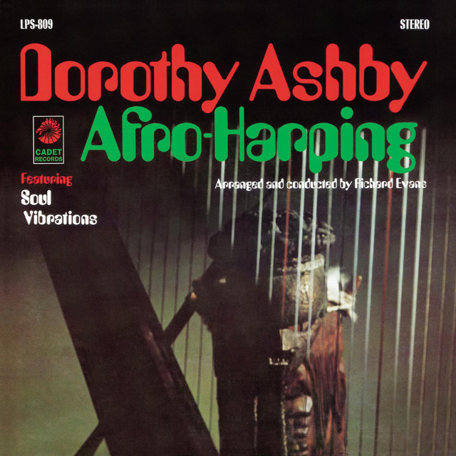 DOROTHY ASHBY - AFRO-HARPING (CADET RECORDS, 1968)