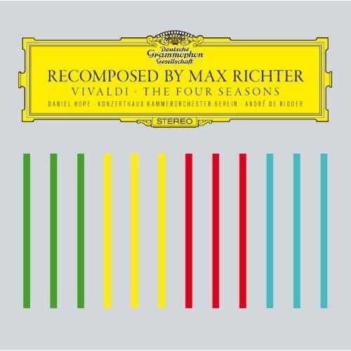 MAX RICHTER - RECOMPOSED: VIVALDI - THE FOUR SEASONS (DEUTSCHE GRAMMOFON, 2012)