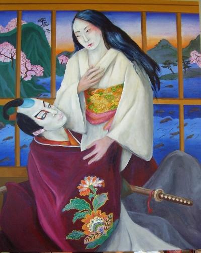 """Kabuki """"Romeo and Juliet"""""""