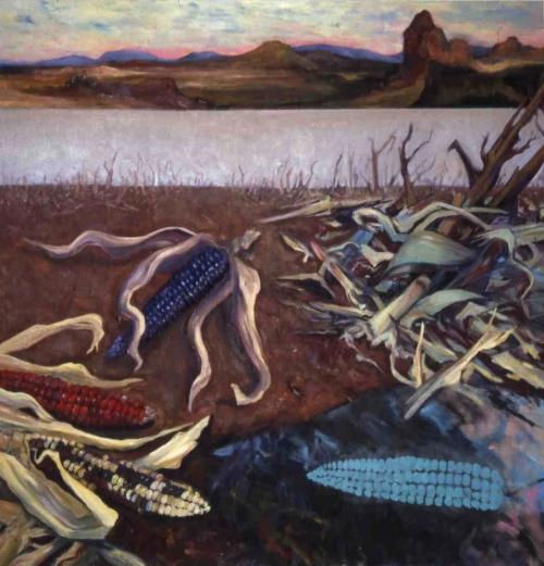 Blue Corn Santa Fe