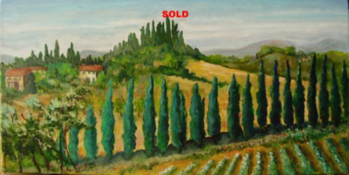 Villa in Vicchio