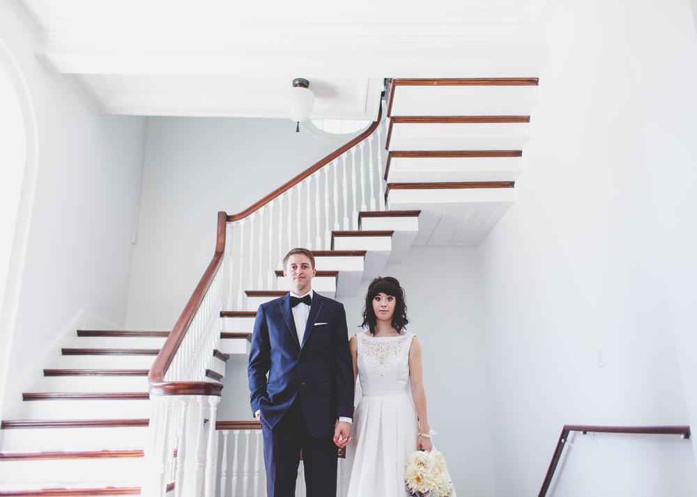 AMANDA & KYLE / WEDDING