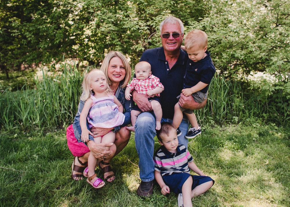 THE GARDEL FAMILY