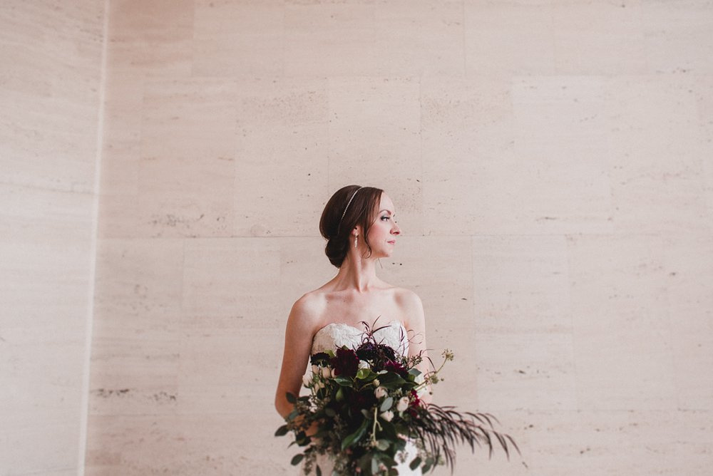 JED & KELLY / NEBRASKA STATE CAPITOL WEDDING