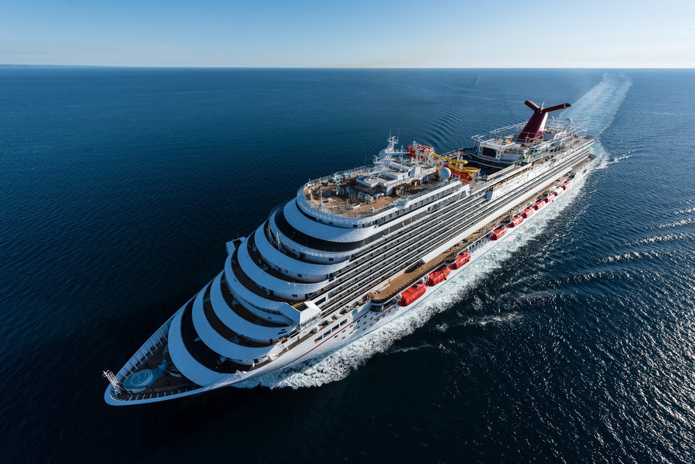 Carnival    Weekly Cruises from Barbados!
