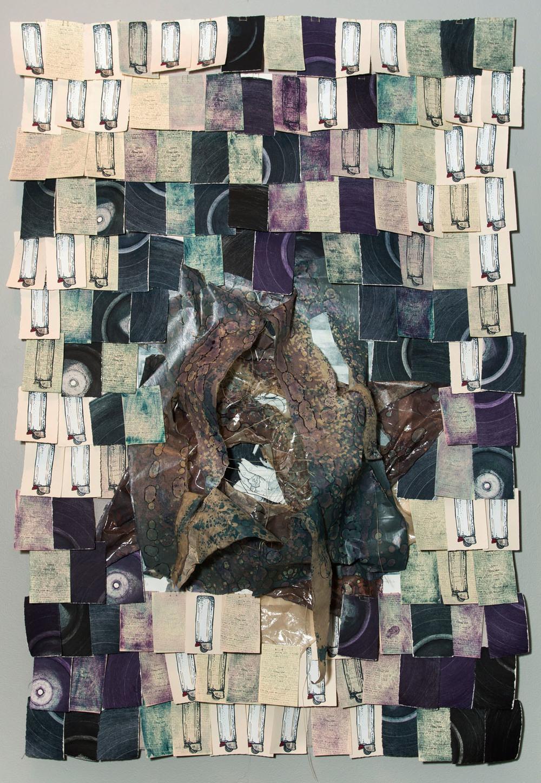 Center Abscess Detail  (Owned by Alex Orlowski)