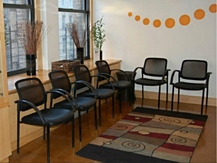 Back office to Sports Physical Therapy in upper east side
