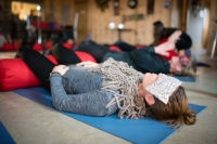 RESTORATIVE:  Daily yoga classes to restore you mind, body and soul.