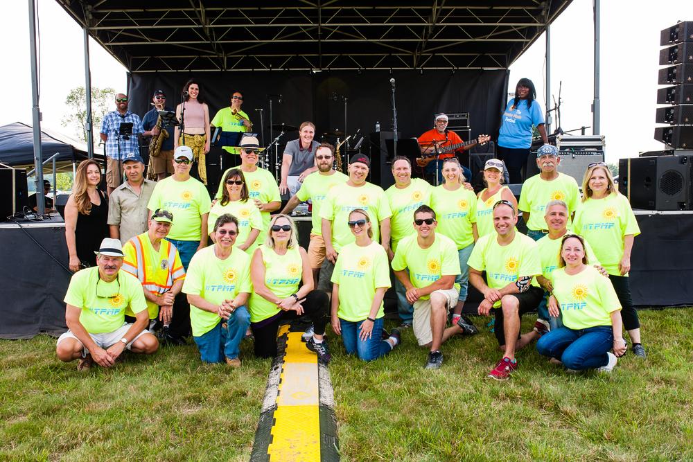 #TPMF Volunteers