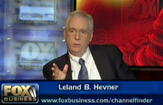 Leland hevner, founder and president of the National association of online investors - Click the picture for more information