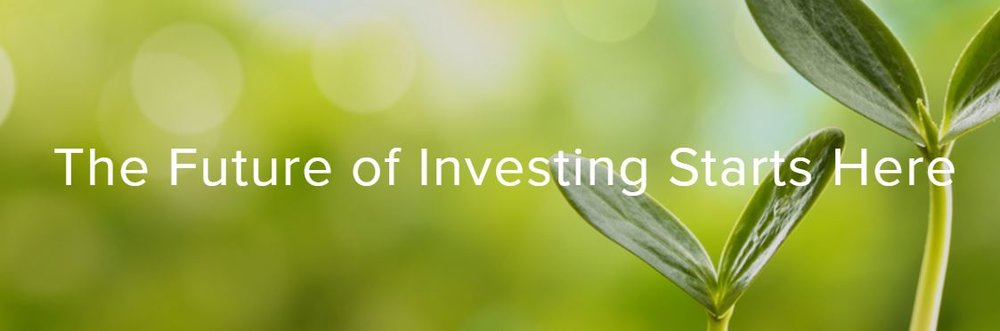 """""""the future of investing starts here"""" is a registered service market of Leland Hevner and the national association of online investors"""