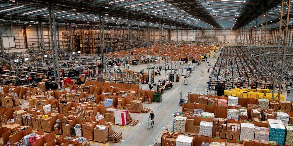 Amazon-Warehouse-Interior