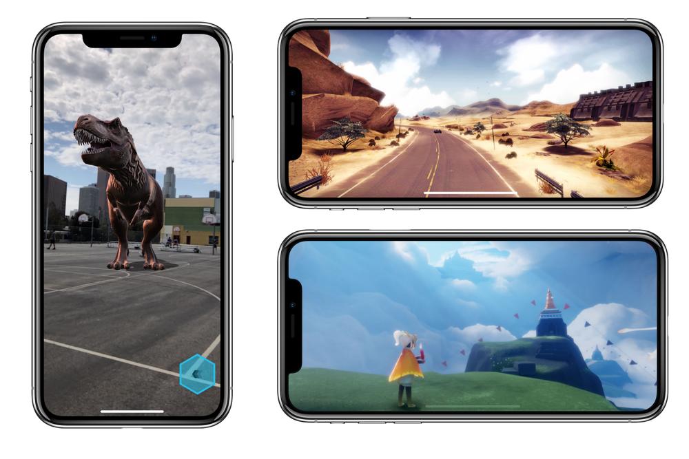 iPhone-GPU-Games