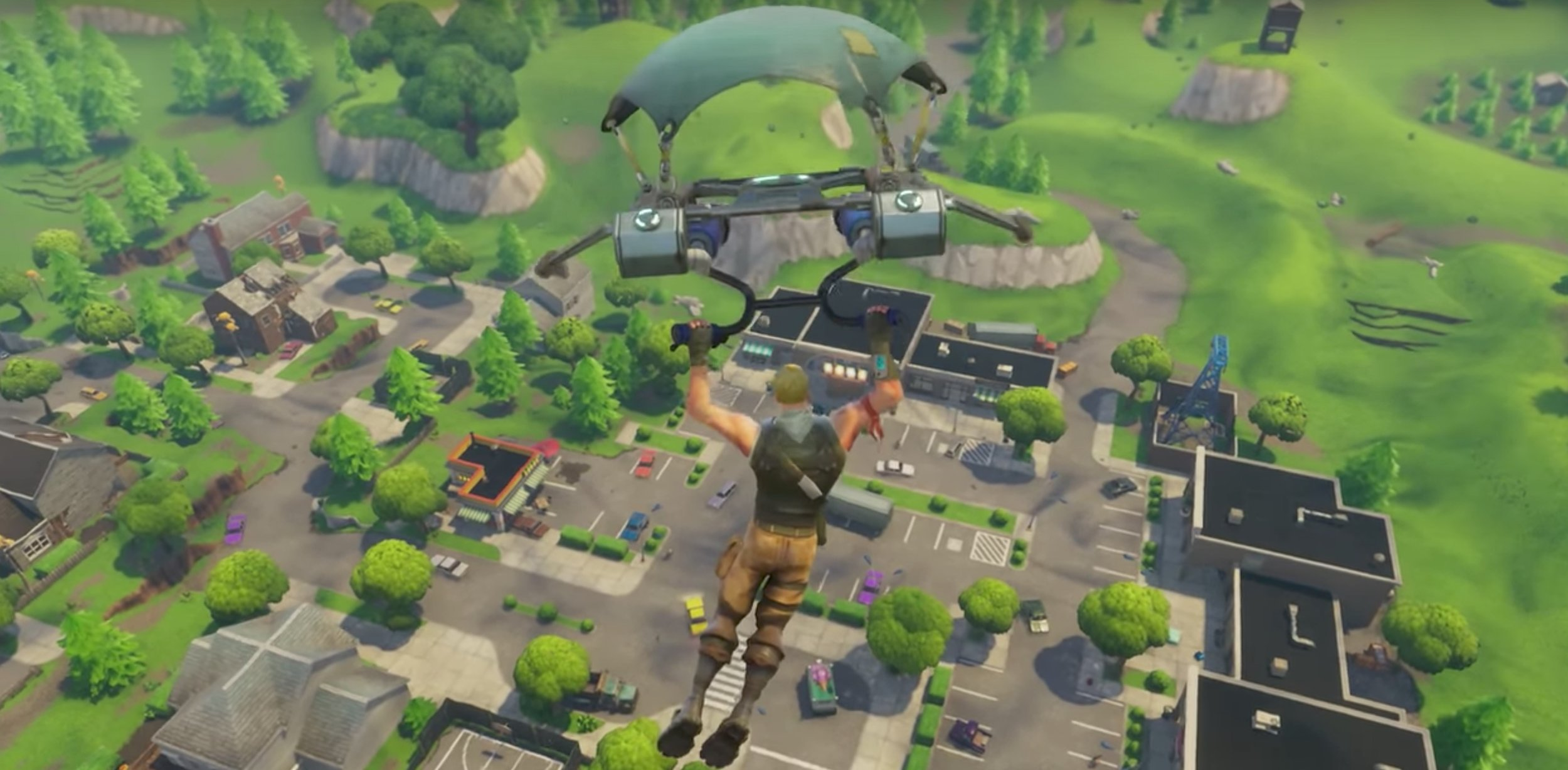 Epic Games to Release Fortnite: Battle Royale for Free on