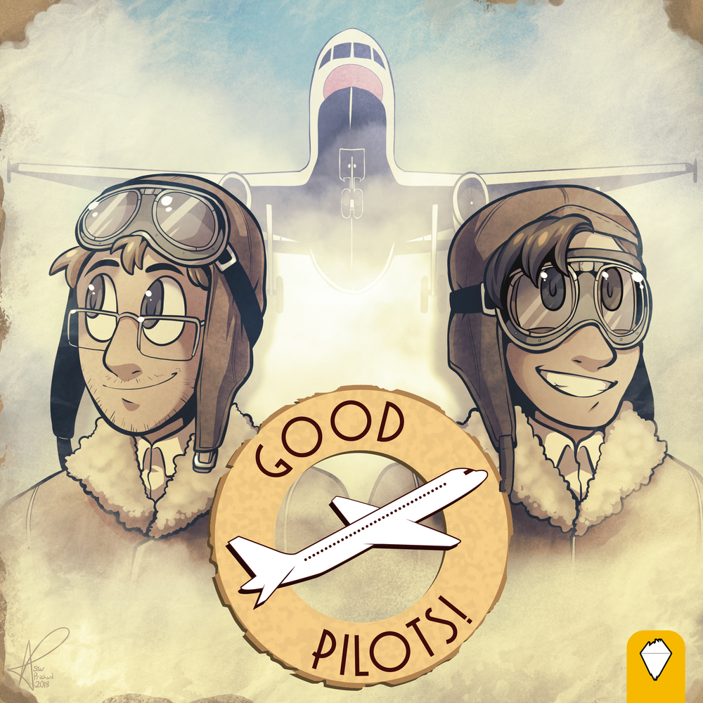 Good Pilots - Drew Powers & Jacob Crawley turn your television pitches into podcast reality.