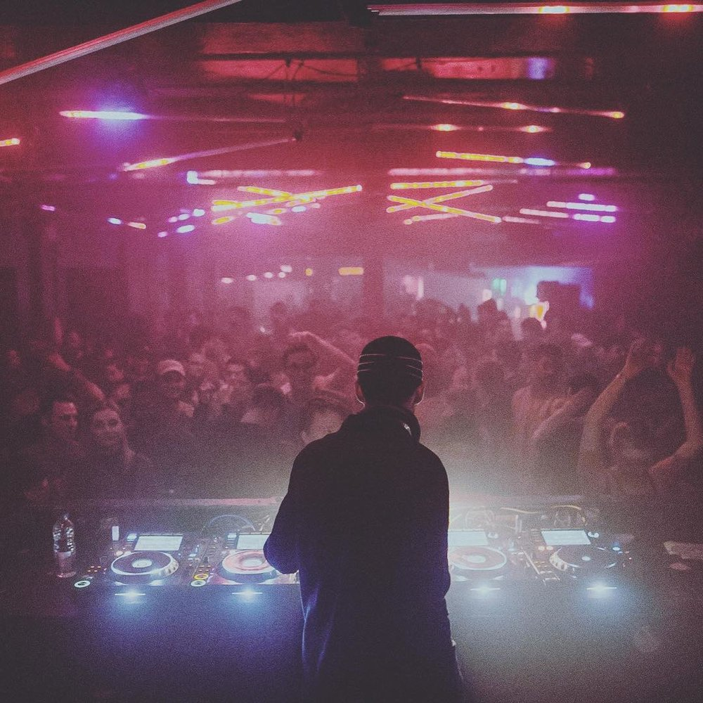 Codes: The Pleasure Tour - First night at Newspeak Nightclub in Montreal