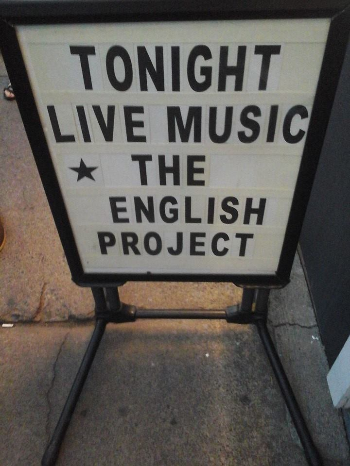 the english project live music rochester new york