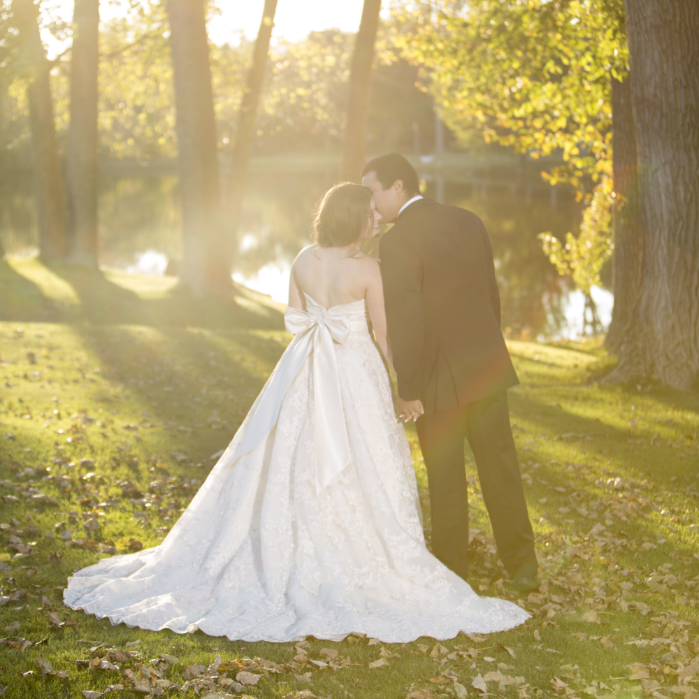 Styled Shoot Fall Romance View