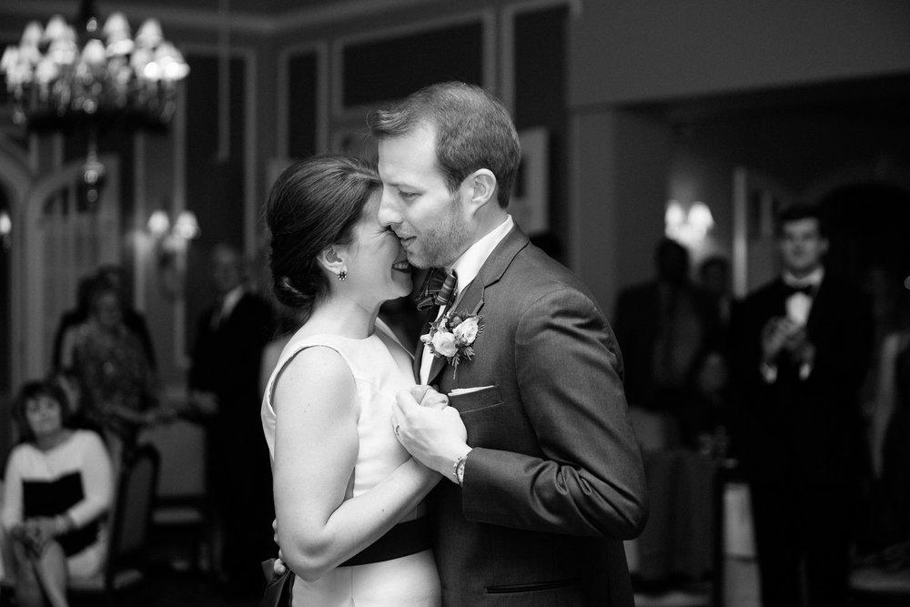 Caroline + Mike - Real ALD Wedding