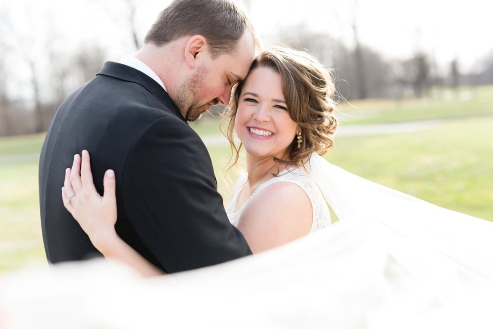 Breanne + Jason - real ald wedding