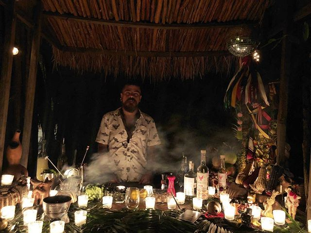 He stares, I stare. When strangers meet what a beautiful thing #mexico #mezcalero @gitanotulum #storiestostare in #tulum
