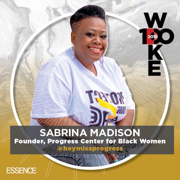 2018 Woke 100 Women, Essence Magazine
