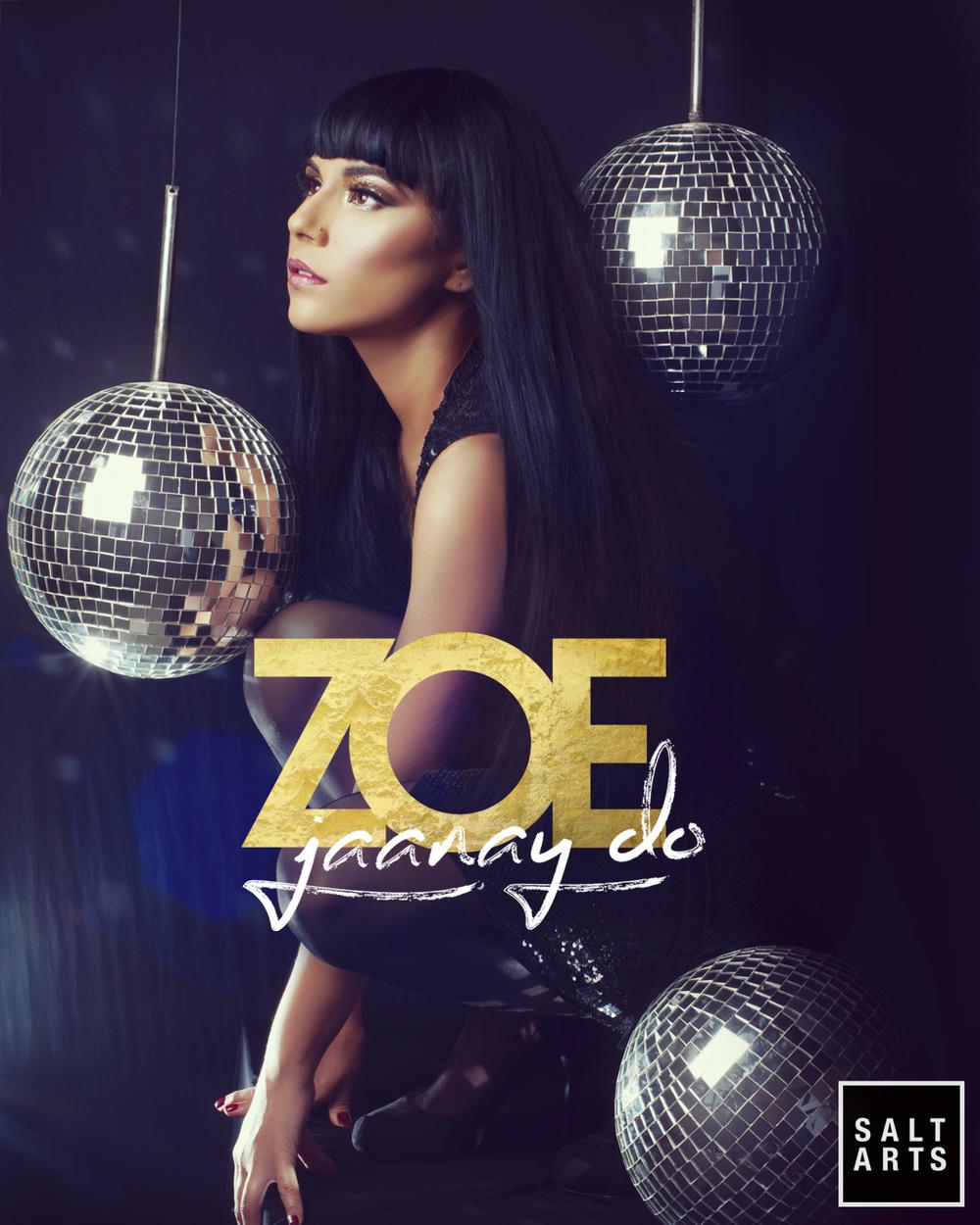 02 Zoe Viccaji Jaanay Do Disco ball.jpg